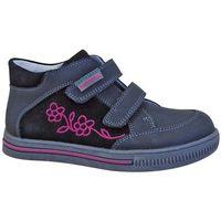 Protetika buty dziewczęce Roka 34 czarny/szary