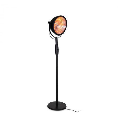 heatspot tarasowy grzejnik promiennikowy 900/1500/2100 w podczerwień comfortheat kolor czarny marki Blumfeldt
