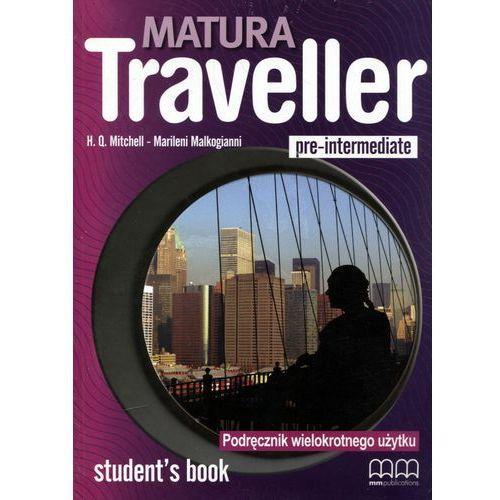 Język angielski Matura Traveller Pre-Intermediate podręcznik LO / CYKL WIELOLETNI (144 str.)