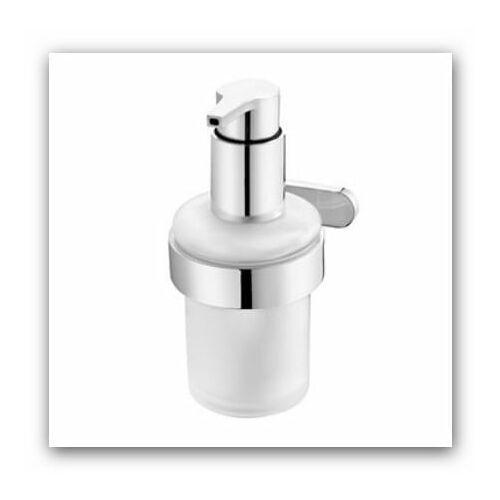 natura dozownik do mydła, chrom 04302 marki Bisk