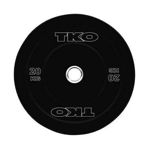 Tko Obciążenie olimpijskie stalowe 20 kg k802bp - 20 kg