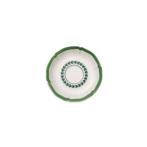 - french garden green line spodek do filiżanki do espresso marki Villeroy & boch