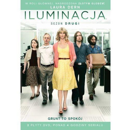 Iluminacja. Sezon 2 (DVD) - Mike White, Miquel Areta, Jonathan Demme (7321909326125)