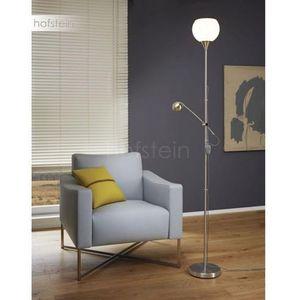 Eglo 95317 - LED Lampa podłogowa SPELLO 1xE27/60W + 1xGU10-LED/4W (9002759953171)