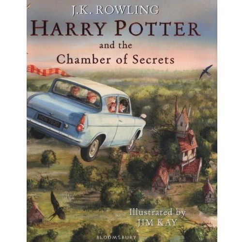 Harry Potter and the Chamber of Secrets (9781408845653)