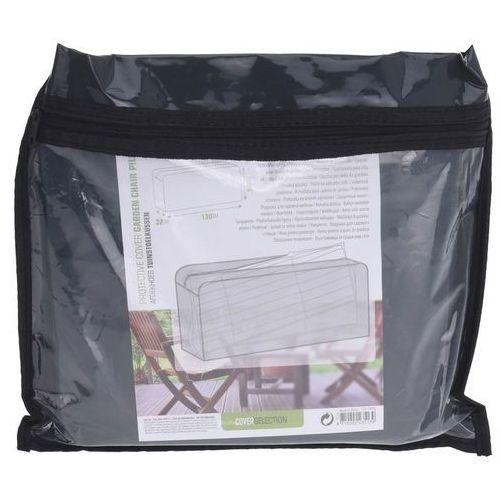 Pokrowiec na poduszki ogrodowe - 130 x 50 x 32 cm (8719202435139)