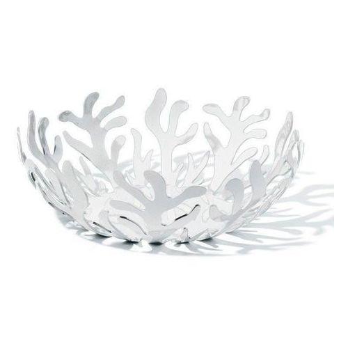 Alessi Misa na owoce mediterraneo biała 29 cm (8003299323920)