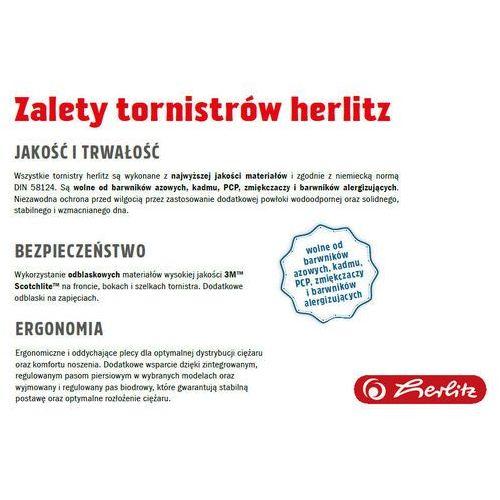 Herlitz Tornister Szkolny Smart Dragon 000711, 0011438405