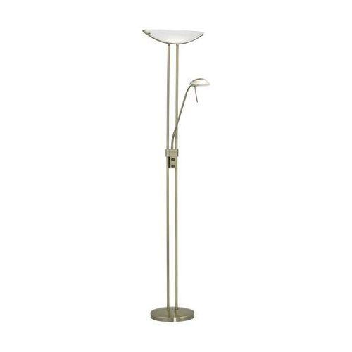 85974 - lampa podłogowa baya brąz marki Eglo
