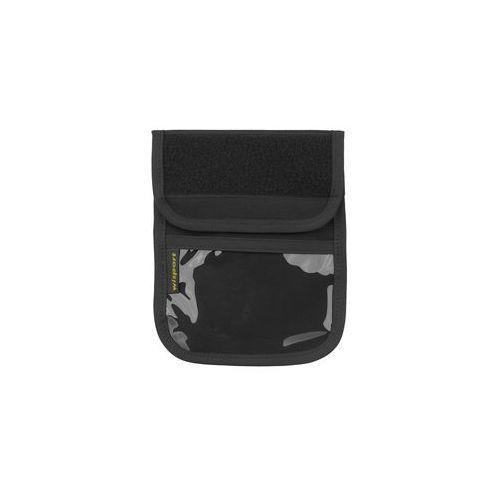 Paszportówka patrol cordura black (patrol.black) marki Wisport