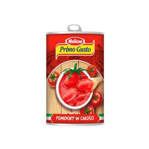 Pomidory w całości