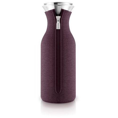 Karafka lodówkowa fridge carafe neopren, dark burgundy - marki Eva solo