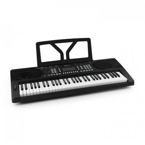 Schubert etude 300 keyboard 61 klawiszy 300 głosów 300 rytmów 50 demo czarny (4260457486536)