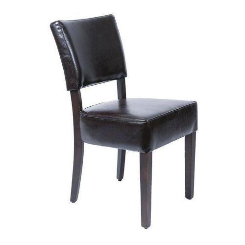 Krzesła brązowe | 2 szt. | 42,6x45x(H)85,8cm, kolor beżowy