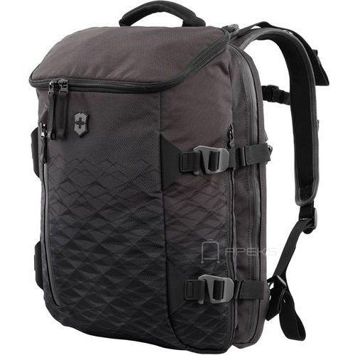 "Victorinox vx touring 15 plecak miejski na laptop 15"" / ciemnoszary - anthracite (7613329036945)"
