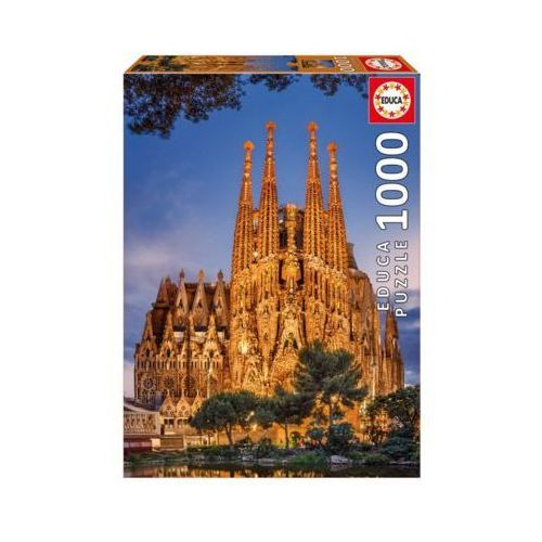 1000 ELEMENTÓW Sagrada Familia (8412668170971)