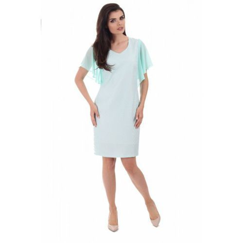 Sukienka wieczorowa model m 944 mint marki Margo collection