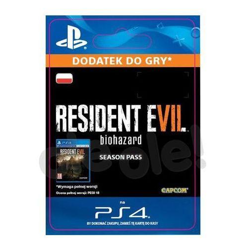 Sony Resident evil 7 biohazard - season pass [kod aktywacyjny]