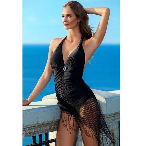 Kostium jednoczęściowy model casablanca ii black marki Ewlon