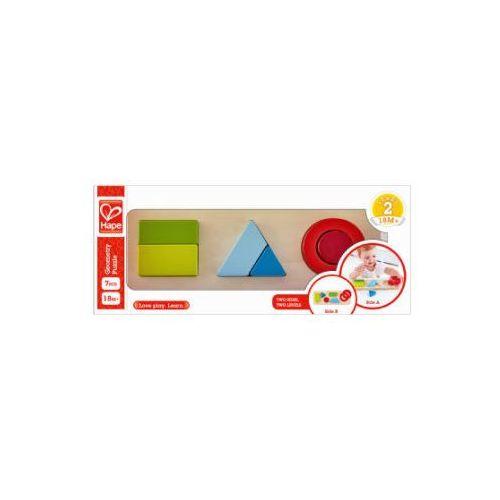 Hape Puzzle, Figury geometryczne