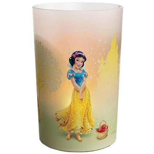 Philips 71711/01/16 - LED Lampa stołowa CANDLES DISNEY SNOW WHITE LED/0,125W (8718291489917)