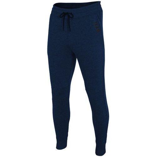 Spodnie męskie 4F SPMD003 - denim melanż