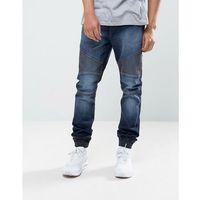 Loyalty & faith Loyalty and faith garrett jogger jeans in indigo wash - blue