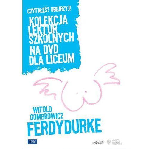 Ferdydurke. Kolekcja lektur szkolnych dla liceum [DVD]