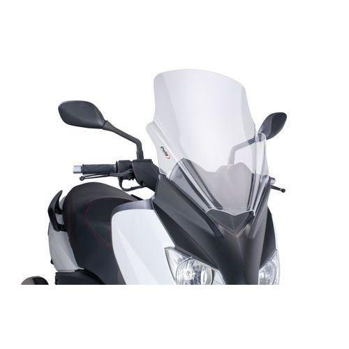 Szyba PUIG V-Tech Touring do Yamaha X-Max 125/250 10-13 (pozostałe kolory), towar z kategorii: Owiewki motocyklowe