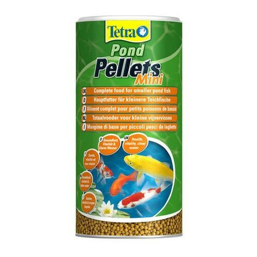 Tetra pond pellets mini 1 l - darmowa dostawa od 95 zł! (4004218151918)