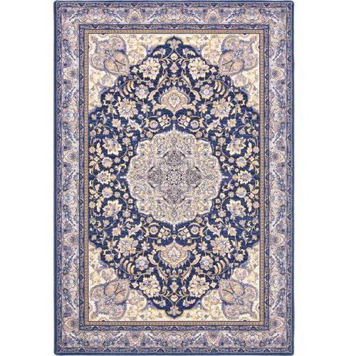 Dywan isfahan hathor ciemny niebieski 240x340 marki Agnella
