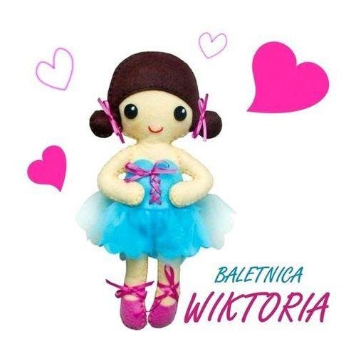 Filcowe robótki, Niebieska lalka baletnica