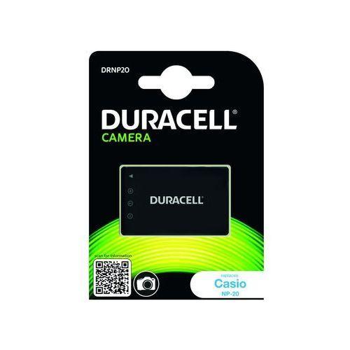 Duracell DRNP20 aparat Litowo-jonowa zastępuje akumulator do NP-20
