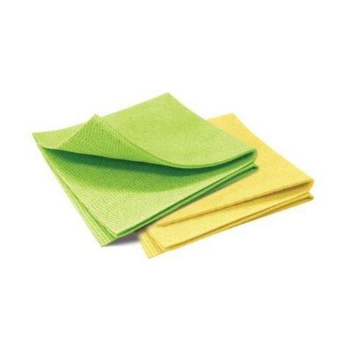 Ściereczka clean&shine żółty + zielony (2 sztuki) marki York