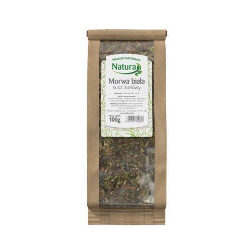 NATURA 100g Morwa biała susz ziołowy 100% herbata