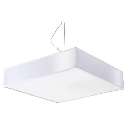 Lampa wisząca horus 45 biały + darmowy transport! marki Sollux lighting