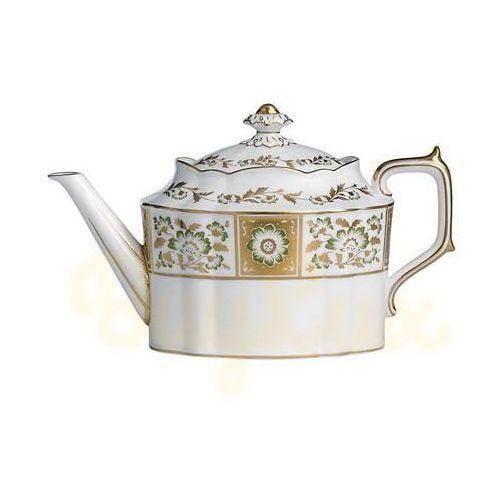 - derby panel green imbryk do herbaty 1,28l marki Royal crown derby