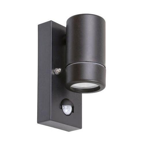 Zewnętrzna LAMPA ścienna MEDINA 8834 Rabalux elewacyjna OPRAWA tuba kinkiet IP44 czarna (5998250388342)