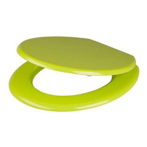 Deska WC MDF zielona