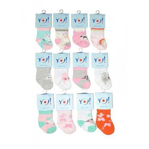 Yo! skc baby girl 0-9 m-cy a'12 mix skarpetki (5902409842562)