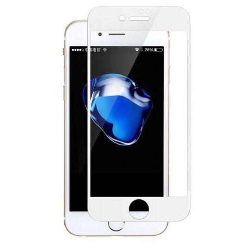 Oryginalne szkło Benks Magic KR+ Pro 3d iPhone 7 Białe - Biały