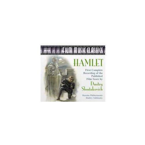 Shostakovich dmitri: hamlet - first compl. recording of the film score marki Naxos classical