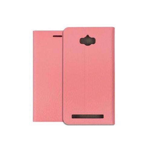 Asus Zenfone Max (ZC550KL) - pokrowiec na telefon - różowy, ETAS311FLBKPIK000