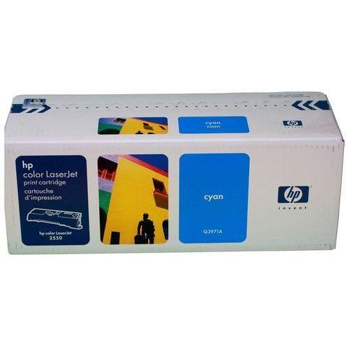 Hewlett-packard Wyprzedaż oryginał hp color laserjet 2550 print cartridge, cyan (up to 2000 pages)