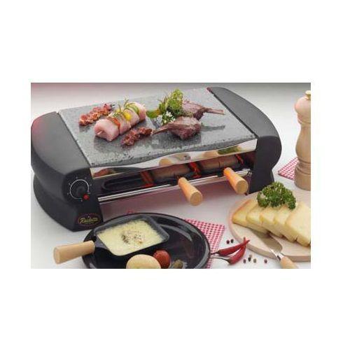 Ttm (switzerland) Elektryczny grill raclette suisse z kamienną płytą ttm (7611884000098)