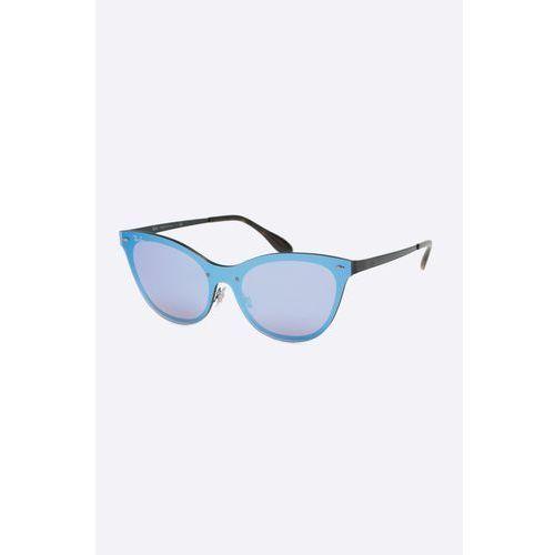 Ray-ban - okulary blaze cat eye