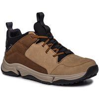 Sneakersy - tri path mid 261463167 tan combi marki Clarks