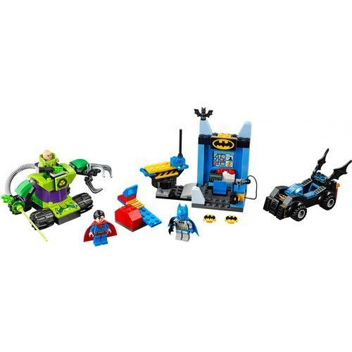 Lego JUNIORS Juniors - batman & superman kontra luthor 10724