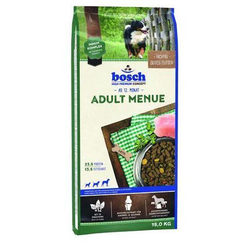Karma Bosch Adult Menue 15kg 4015598013666 - odbiór w 2000 punktach - Salony, Paczkomaty, Stacje Orlen, MS_13916