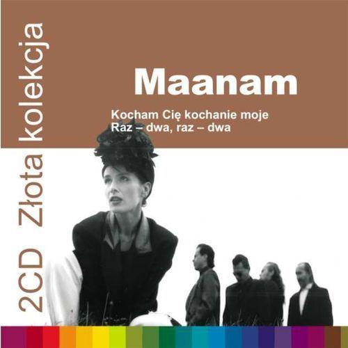MAANAM - ZŁOTA KOLEKCJA VOL. 1 & VOL. 2 - Album 2 płytowy (CD), 2372752